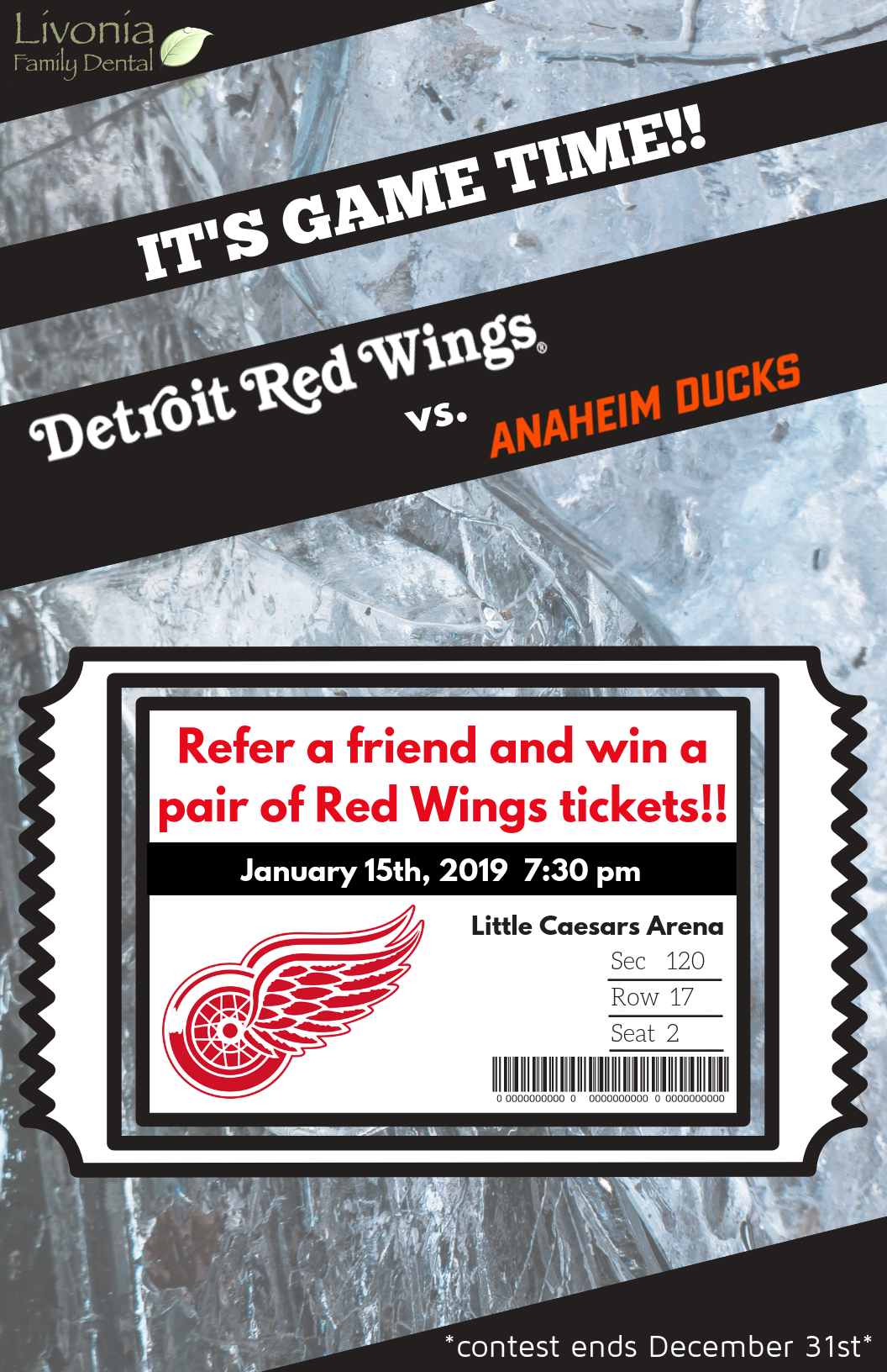 red-wings-contest-poster